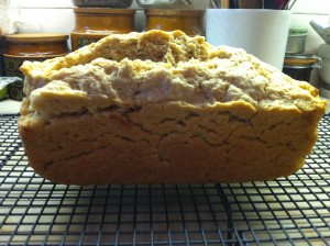 Jane Wyatt's Beer Bread with Hammerton's Islington