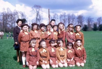 Brownie Guides 1970